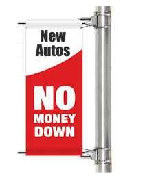 New Autos Avenue Banner