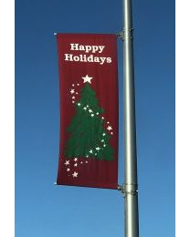 Happy Holidays Avenue Banner