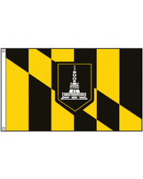 Baltimore City Flag