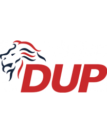 British Democratic Unionist Party Flag