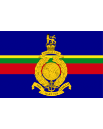 British Royal Marines Flag