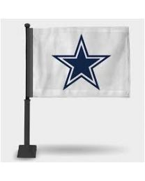 Dallas Cowboys Car Flag
