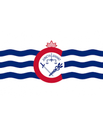 Cincinnati City Flag