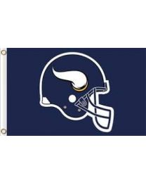 Minnesota vikings Club Flag