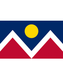 Denver City Flag