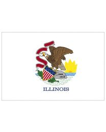 Illinois  Flags