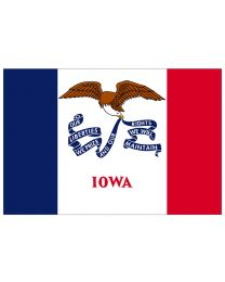 Iowa  Flags