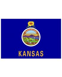 Kansas  Flags