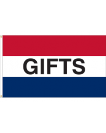 Gift Shop Message Flag