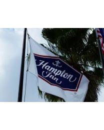 Hampton Inn Flag