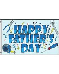 Happy Father's Day Flag 2
