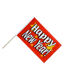 Happy New Year Flag