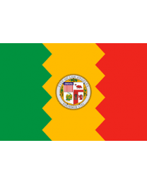 Los Angeles City Flag