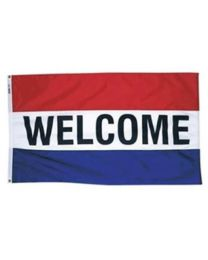Message Flag Welcome