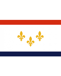 New Orleans City Flag