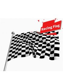 Racing flag (checkered)