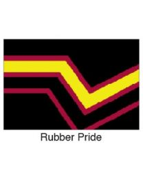 Rubber Pride Flag
