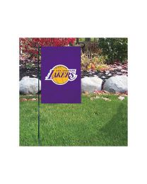 Lakers Garden Flag