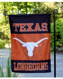 Texas Longhorns Garden Flag