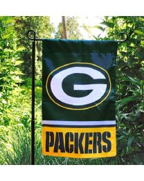 Green Bay Packers Garden Flag
