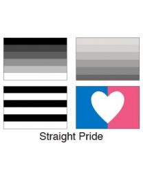 Straight Pride Flag